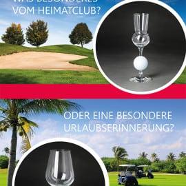 """Golfgeschenke auf der Golfmesse """"Rheingolf 2016"""""""