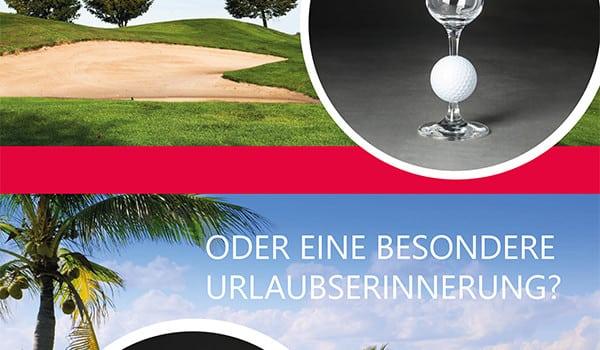 """Golfgeschenke auf der Golfmesse """"Rheingolf"""""""
